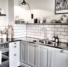 #design #white #kitchen