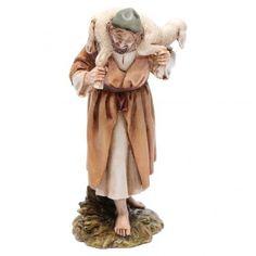 Buen pastor 15 cm resina Moranduzzo Modelos 3d, Garden Sculpture, Medieval, Miniatures, Victorian, Carving, Clay, Statue, Bethlehem