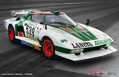 Lancia Stratos collection - ownership dispute Weird Cars, Cool Cars, My Dream Car, Dream Cars, Nascar, Classic Sports Cars, Super Bikes, Rally Car, Vintage Racing