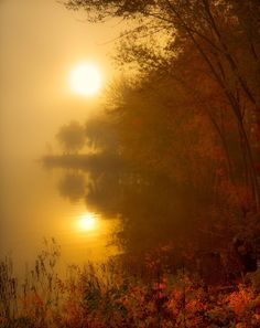 Morning Glory - St. Croix River, Bayport, MN USA