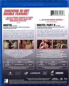 Hostel / Hostel: Part II Blu-ray: Director's Cut | Double Feature