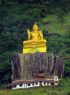 Шри-Ланка. День первый - Сигирия