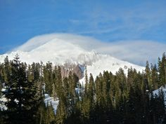 Visit Lassen Park this winter.  Need a place to stay check-out St. Bernard Lodge.  www.stbernardlodge.com