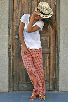 pants love 'em!Forgiving and easy to wear