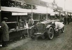 LE MANS 1925 - OM 665 Superba #28 - Ferdinando Minoia - Vincenzo Coffani