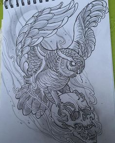 All the visible world is only light on form. Owl Tattoo Drawings, Tattoo Sketches, Owl Tattoo Design, Tattoo Designs, Body Art Tattoos, Sleeve Tattoos, Buho Tattoo, Tattoo Studio, Lantern Tattoo