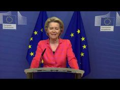 Press statement by President von der Leyen on the new European Bauhaus