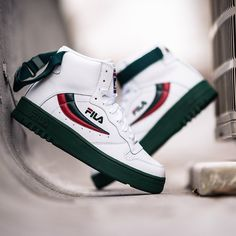 PACKER SHOES X FILA – FX-100 THE OG #packershoes #fila #fx100 #theog #sneakers #originals #vintage