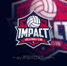 Volleyball Team Logos Google Search Volleyball Designs Logo Design Portfolio Web Design
