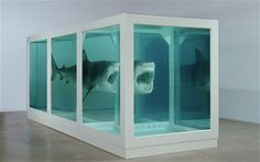 Damien Hirst - The Physical Impossibility of Death in the Mind of Somone Living