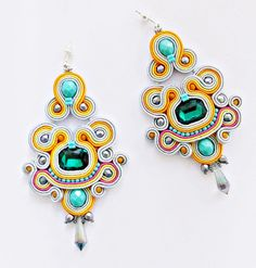 Hey, I found this really awesome Etsy listing at https://www.etsy.com/listing/456578584/soutache-dangle-earrings-bohemian
