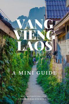 Vang Vieng, Laos - A Mini Guide