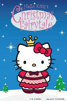 Hello Kitty / Christmas Fairytale