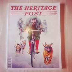 Suggestion for Father's Day 1: A fine read! #heritagepost