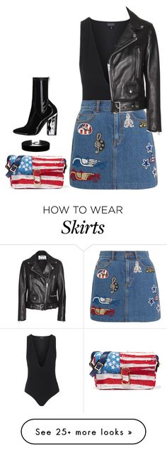 """She Ain't Your Baby"" by hernamewaslily on Polyvore featuring Christian Dior, Topshop, Marc Jacobs and Acne Studios"