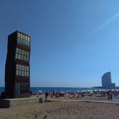 Platja de la Barceloneta - Barcelona, Spain