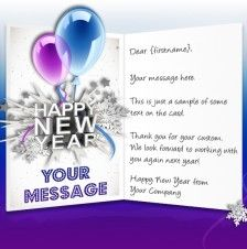 Now you can personalized New Year eCards that are inspirational with best wishes. For more information click here: http://ekarda.com/business-ecards/new-year-ecards-for-business/  #NewYearECardsForBusiness