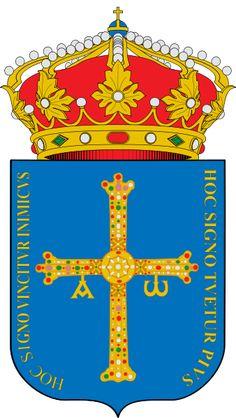 Archivo: Escudo de Asturias.svg