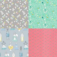 Fabric-Friday-Pastel-molliemakes.com image