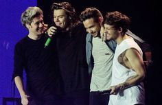 The boys || OTRA Sheffield, England (last show of the tour) - 10/31/15