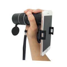 Jaylinna Generic 40x60(18x52) Cell Phone Telescope Sets Smartphone Camera Lens Kits for Iphone Samsung Huawei and More(Only monocular,no adapter) ** Check this awesome product by going to the link at the image. (This is an affiliate link) #CellphoneLensAttachments