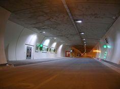 "Die Tunnel der S10 bekommen ""Ohren"" Ears, Viajes"
