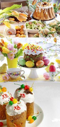 Пасха 2015: что приготовить и как украсить пасхальный стол   декор дома   Постила