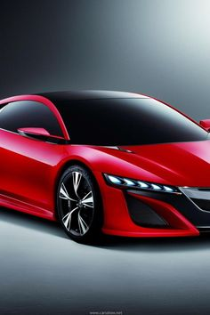 2012 Acura NSX concept bring these back please