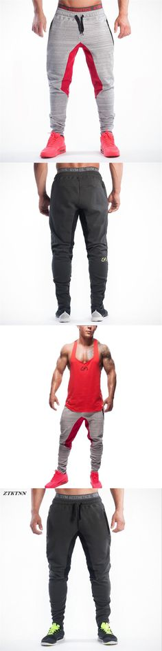 2017 healthy men's casual pants shark products professional fitness male slimming pants men's trousers
