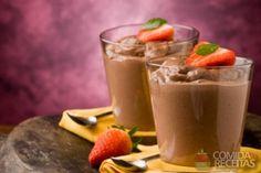 Receita de Musse de chocolate - Comida e Receitas