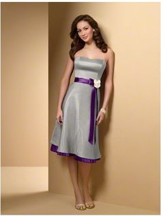 possible maid of honor dress - alfred angelo 7014 @Maureen Mills Murphy