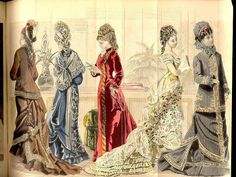 Costumes of the Victorian Era - Irma Lewy - Picasa Web Albums