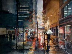 I Love the Rainy Night - Terrece Beesley