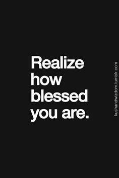 WE ALL ARE SO BLESSED ! GIVE FATHER GOD THANKS FOR EVERYTHING...