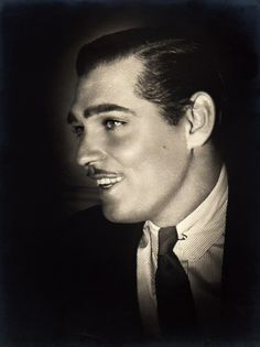 Clark Gable 1940's
