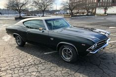 Sports Car Racing, Race Cars, 1969 Chevelle Ss, Best Barns, Mustang Fastback, Jeep Truck, Chevrolet Chevelle, Barn Finds, Wow Products