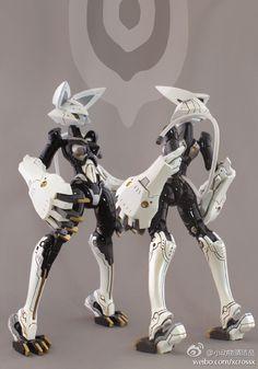 Animal style robots