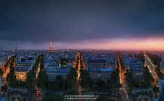 """Paris sunset - www.juanpablodemiguel.com <a href=""""http://www.juanpablodemiguel.com/Prints""""> Fine Art Prints</a> Like my <a href=""""https://www.facebook.com/demiguel.art/""""> Facebook Page</a> for more frequent updates on travels and photos, <a href=""""https://instagram.com/demiguel/"""">Instagram too</a>. ● Ey! I read ALL the comments, especially ones that offer constructive criticism!"""