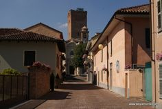 Barbaresco - not only wine, but also a lovely town situated in Piedmont, Italy
