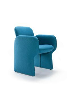 MOOR Armchair by Sylvain Willenz for Durlet