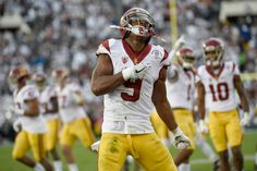 24f8d717c Instant analysis of the Steelers  pick of JuJu Smith-Schuster in Round 2
