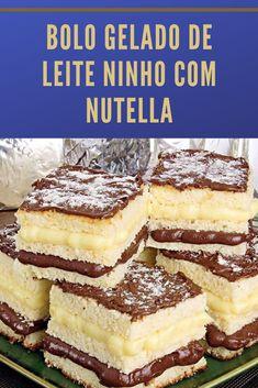Mini Cakes, Relleno, Food Truck, Coco, Chocolate, Quiche, Tiramisu, Mousse, Pasta