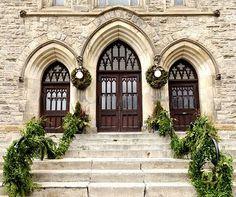 Church Entry: DesJardin: WEDDING ELEGANCE