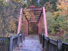 Historic Bridge Park, Battle Creek, Michigan