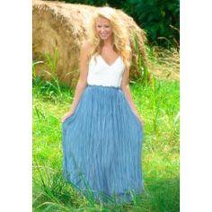 Neeeeeeeed: Come A Little Closer Maxi Dress - $48.00
