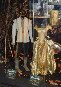 Prince Charming and Cinderella Into the Woods movie costumes