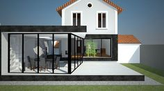Construire une extension : les 6 règles à connaître - Côté Maison