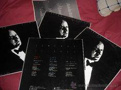 FRANK SINATRA 3 LP SINATRA TRILOGY CON ENCARTES TODOS LOS DISCOS REPRISE SPA 1980