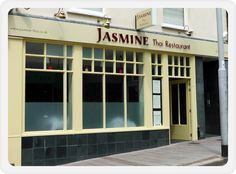 Thai food - Exeter, Devon - Jasmine Thai Restaurant - Saturday Night treat! hope it's good
