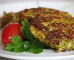 Rezept Brokkoli-Frikadellen, Brokkoli-Bratlinge, vegetarisch von Kornikocht - Rezept der Kategorie Hauptgerichte mit Gemüse